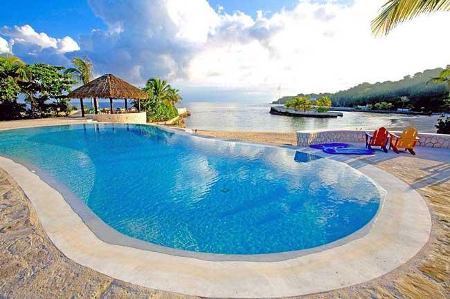 4,游泳池按水温设计要求分,可分为恒温泳池与非恒温泳池.